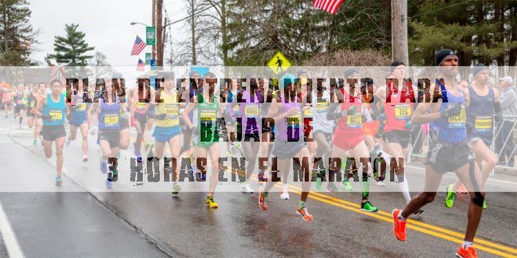 plan-entrenamiento-bajar-3h-maraton