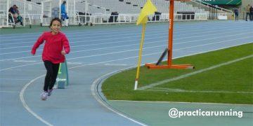 Puede un niño practicar running